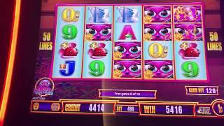 Wonder Four Miss Kitty Bonus - 10 Free Games