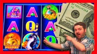 I FINALLY GOT IT! Experience the Whales of Cash DELUXE Bonus With SDGuy! BIG WIN!