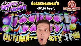 Jackpot Party: Ultimate Party Spin - daddywowwow - First Look