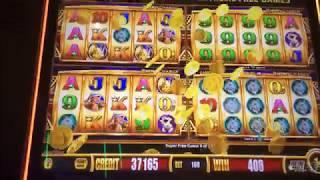 BIG WIN - Wonder 4 BOOST Slot Machine Bonus - Rhino Charge