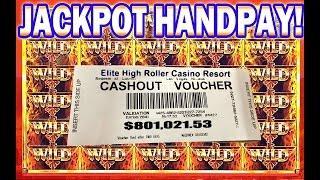 •Jackpot Handpay $801,021.53• Video Slot Machine Massive Win! | SiX Slot | SiX Slot • SiX Slot - Mac