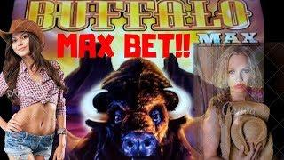 MAX BET! *BUFFALO MAX* LIVE PLAY! LOVE IT OR HATE IT!