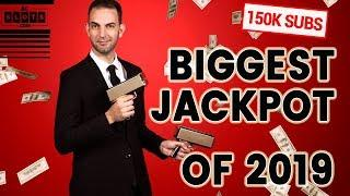 HUGE • BIGGEST JACKPOT OF 2019 - 1,666X/BET WIN TO CELEBRATE 150,000 SUBS  • BCSlots