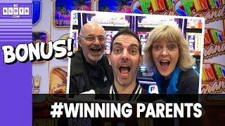• Brian's PARENTS Winning • $1100 @ San Manuel Casino • BCSlots (S. 15 • Ep. 3)