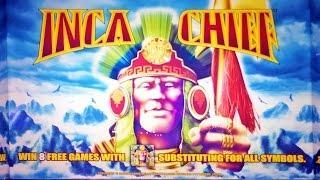 Inca Chief classic slot machine, DBG