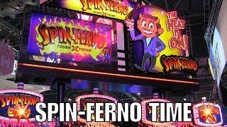 •Spin Ferno Slot Machine Live Play•Playing until Bonus•