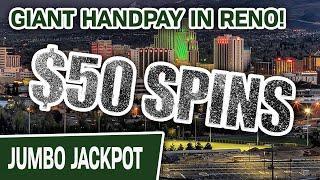 ⋆ Slots ⋆ $50 Spin Brings GIANT HANDPAY!!! ⋆ Slots ⋆ Epic Fortunes Slots @ Atlantis Casino in Reno
