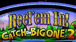 Catch the Big One 2 Slot Machine Bonus