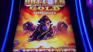 Buffalo Gold Bonus • FINALLY • Kickapoo Lucky Eagle Casino •