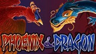 Merkur Phoenix & Dragon | 1 Linie Dragon Feature | Mega Big Win | Online gezockt!