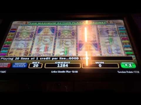 Cleopatra 2 LIVE PLAY w/bonus win high limit slots