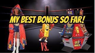 WINNING WITH THE PIGGIES! GOLD BONANZA SLOT MACHINE • Dianaevoni