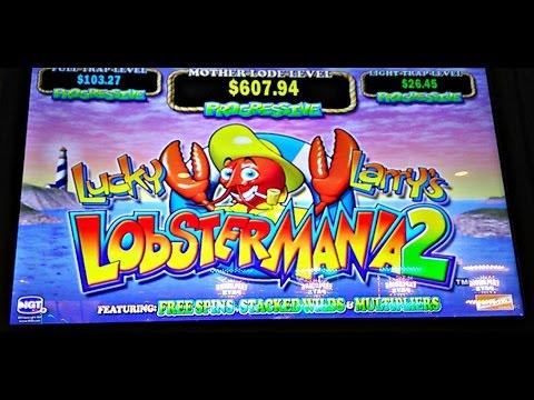( First Attempt ) Igt - Lucky Larry's Lobstermania 2 : 2 Bonuses