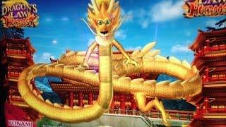 Dragon Law Hot Boost Slot Nice Win -Konami