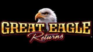 WMS G+ Deluxe Great Eagle Returns Bonus Paris Casino