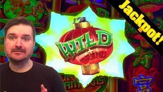 The GRAND Lantern! MASSIVE JACKPOT HAND PAY At Mystic Lake Casino!
