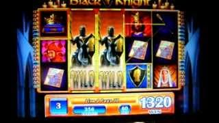 Amazing Bonus on Black Knight slots - 3 Wilds