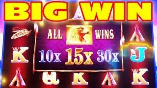 SO MANY BIG WINS • ONE OF MY FAVORITE SLOTS • RED EAGLE