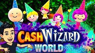 ⋆ Slots ⋆NEW SLOT!⋆ Slots ⋆ CASH WIZARD WORLD ⋆ Slots ⋆ EVERYBODY WINS!? Slot Machine (SG)