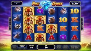Buffalo Blitz Slot - Playtech