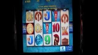 Wings Over Olympus Over 100X Win Slot Machine Free Spins Bonus Round