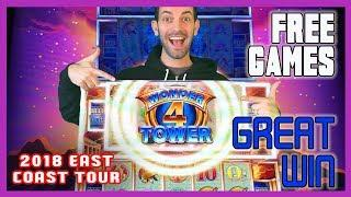 •#RudieLUCK Continues in the EAST! •EAST COAST TOUR • Brian Christopher Slots Motor City Casino