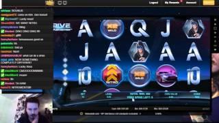 Drive - Big win comeback in the bonus game