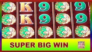 ** WiFE's SUPER BIG WIN ON 5 TREASURES ** SLOT LOVER **