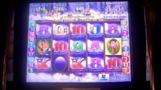 White Water Bonus Win At Borgata Casino in AC