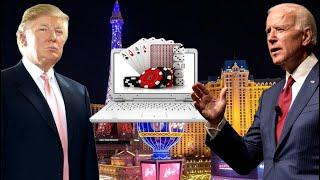 The Election and Online Gambling: Trump or Biden?