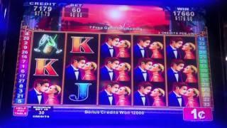 Konami - Lago Di Amore Bonus/Line Hit - SugarHouse Casino - Philadelphia, PA