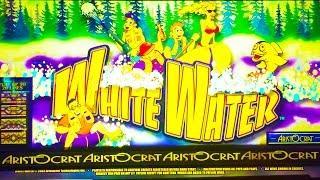 White Water classic slot machine, DBG