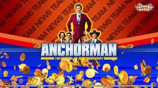 ᐅ Anchorman Slot - $3 75 Max Bet - NICE BONUSES! - Free Online Games