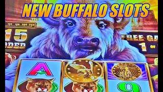 NEW BUFFALO SLOTS Buffalo Link and Buffalo Chief