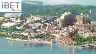 World Casino - Singapore Casino First Look at Resorts World at Sentosa by iBET Malaysia