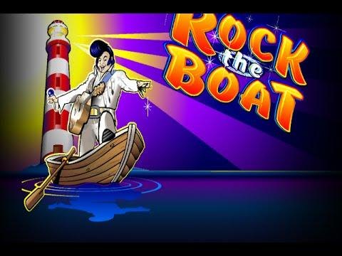 Free Rock the Boat slot machine by Microgaming gameplay ★ SlotsUp