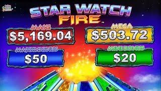 •SO MUCH WINNING• on STAR WATCH FIRE SLOT POKIE BONUSES - PECHANGA CASINO