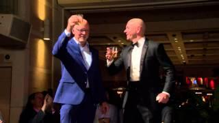 Highlights from Bally Tech's Private Party with Pitbull and Playboy