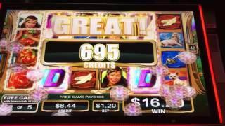 Sacred Guardians slot machine free spins bonus