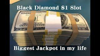 Tremendously Jackpot•Black Diamond - Handpay• HOTTER than BLAZES Slot @ San Manuel Casino