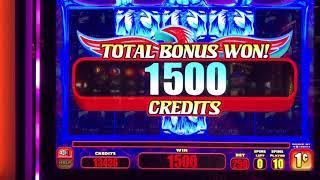 Fire Fortunes Live Play • 4 Bonus Spins ••• Kickapoo Lucky Eagle Casino