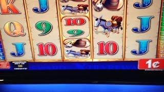 Quest For Riches Slot Line Hits and Bonuses Big Bet Big Win! -Konami