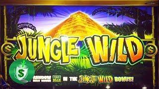 Jungle Wild classic slot machine, bonus