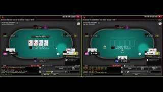 Road to High Stakes 2017: Episode 8 Part 1 of 4 25NL Zone Ignition Texas Holdem Cash Game Poker