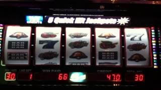 Stars & Bars Nickel Quick Hits Slot Machine Bonus Spins