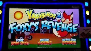 100x Bonus! Yardbirds 2 Foxy's Revenge! ••