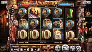 Pinocchio• free slots machine game preview by Slotozilla.com