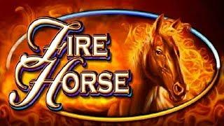 Fire Horse Slot - NICE SESSION, ALL FEATURES!