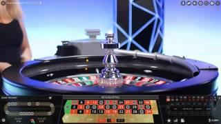 £100 Vs Evolution Gaming Double Ball Roulette