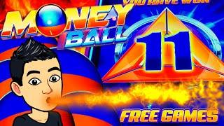 MONEY BALL INFERNO! ⋆ Slots ⋆ BIG BALLS PLEASE! ($2.50-$5.00 BETS) Slot Machine Bonus (EVERI)